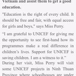Katy In Vietnam - Heres some more photos and info:   #UNICEF https://t.co/Dgu5H1vNgR