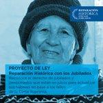 #ProyectoDeLey #ReparaciónHistórica con los Jubilados @mauriciomacri https://t.co/gPt2m1FfUR