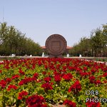 "The main entrance of the @TexasTech campus displaying plenty of ""RED"" this week! @TTUAlumniAssoc @TTUSystem #gunsup https://t.co/Uo5jAPX96I"