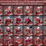 Proud of our @StanfordFball draftees, leaders of the Pac! #FactsOverHype #StanfordNFL https://t.co/cU3Irr8Ehy