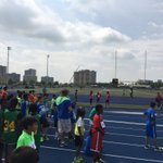 Gr 3/4/5 Track and Field team in action at Chinguacousy Park Brampton @MandelaPS @PeelSchools @ETPHEA @hpe4pdsb https://t.co/52oDrjRUDs