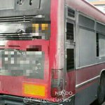 Incidente eléctrico en Bus Sólo humo Zona Macarena #Sevilla #PolicíaSevilla y #Bomberos solucionan Sin lesionados https://t.co/XVzR2UY2g2
