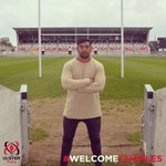 We cant wait to see new signing Charles Piutau in action wearing the Ulster jersey. #WelcomeCharles #SUFTUM https://t.co/ixNCXgt1VI
