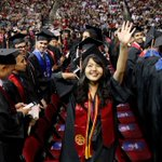 #FBF: A couple more of our fave @Fresno_State #FSGrad16 Commencement photos by @Cary_Edmondson! #BulldogForLife https://t.co/mvrf6zI6Iw
