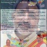 In Nitish Babus jungle Raj @minmsme is reviving hopes of common .Sharing achievements #TransformingIndia https://t.co/s7MTFd7wZl