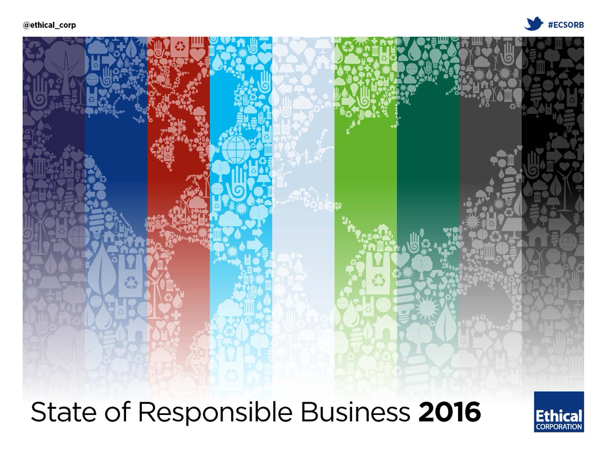 State of #Responsible Business: 'Good progress, lots of room for improvement' https://t.co/DqZdo4xzfv #CSR https://t.co/ToXarT5P6W
