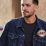 Scoop up @Levis limited-edition #SFGiants gear before it sells out. Shop what @g_eazy wears: https://t.co/VZN8CzreON https://t.co/1zkeBEYv4h
