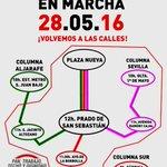 Mañana #Sevilla llena sus calles de dignidad ✊???? https://t.co/H5tPQ4Jkjn