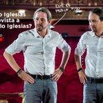 Esta noche a las 22.30, Pablo Iglesias entrevistará a... ¿@Pablo_Iglesias_? https://t.co/xubH1Pg7kn