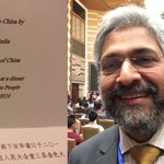 .@svaradarajan carries bogus story maligning govt & gets rewarded by @MEAIndia @PMOIndia with invite to Beijing. ???????? https://t.co/TbQpN1M5rP