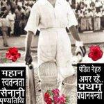 A founder of free India. Great philosopher, writer & freedom fighter????????@vandanavasishth @barkhasingh45 @INCIndia @CNN https://t.co/GeiiKZHIeB