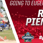 Three from @ASTATETRACK now moving on to Eugene! Roelf Pienaar was 2nd in long jump today #WolvesUp https://t.co/LB8MrDgUwR
