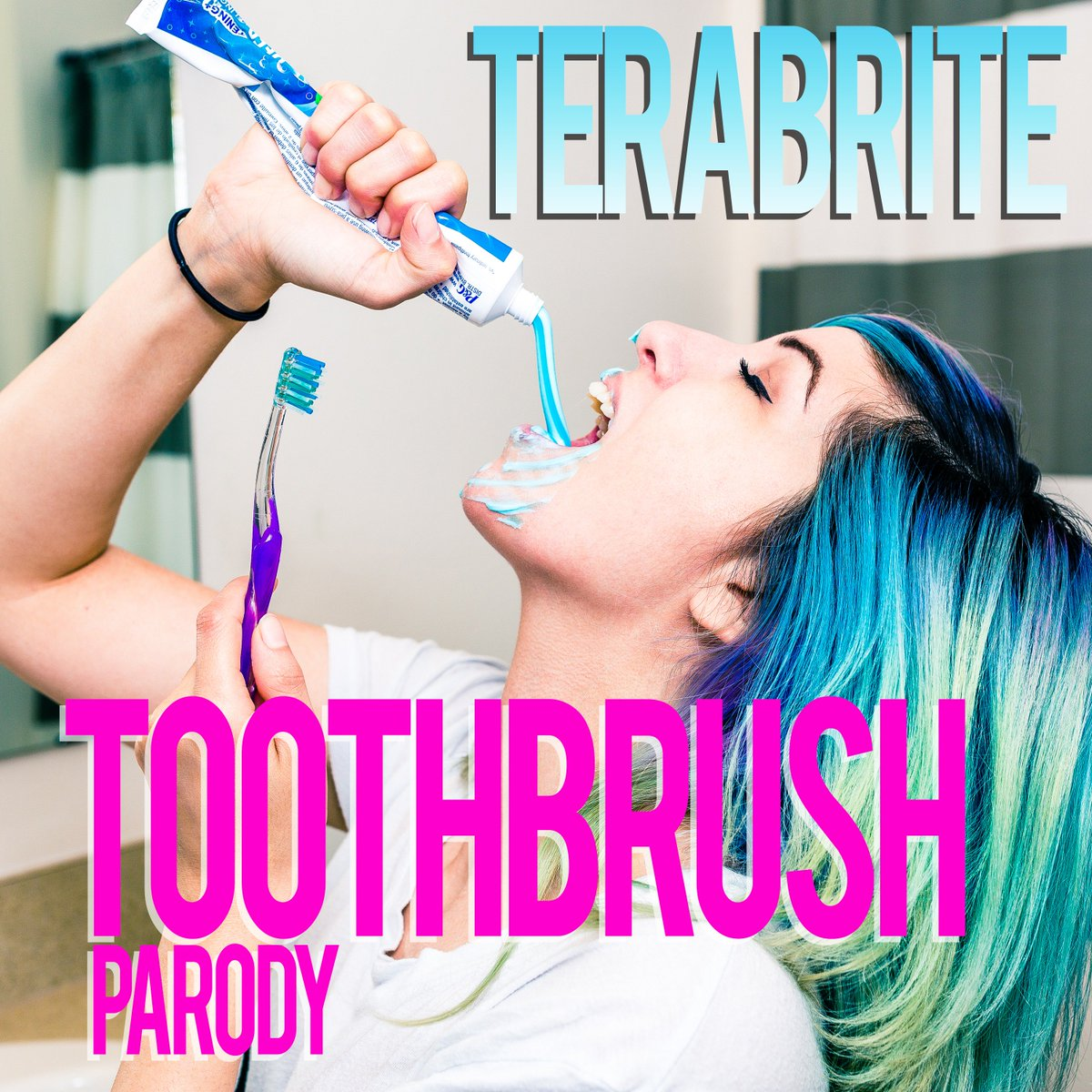 NEW VIDEO: https://t.co/YdwT7teOnA (Our parody of #TOOTHBRUSH by #DNCE)   Let's get @DNCE & @joejonas to see it! RT? https://t.co/L4edD7JLKR