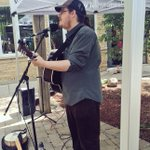 @richard_garvey right now in front of @SevenShores as a part of our patio concerts every Friday! #kwawesome https://t.co/Rfl9yFJW38