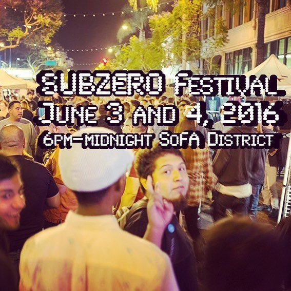 subZEROfestival photo