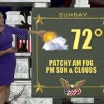 Its pool weather in a few spots! Your #TGIF & #MemorialDayWeekend forecast!  https://t.co/kipkqD21Oz #cawx https://t.co/UbeDNBYNaL
