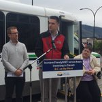 $12.7 M funding increase to @BCTransit for additional handyDART service hours #kamloops @terrylakeMLA https://t.co/9DuYbTcNfN