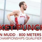 A two-time first-team All-American, #Badgers Austin Mudd is heading back to the #NCAATF Outdoor Championships! https://t.co/LfLkTAGbzK