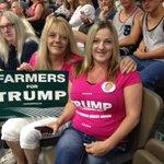 #TrumpFresno Colorful @realDonaldTrump supporters inside Selland Arena @ABC30 #ABC30Insider https://t.co/vZOLPHYTQL