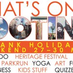 #bankholidayweekend is go! Music, movies, fair, #fitness, quizzes, DJs and more! https://t.co/MioytUa7Vx #weekend https://t.co/PmH4RUJOTP