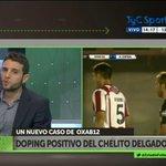 #Central Nuevo caso de dóping positivo por OXAB12: Chelito Delgado https://t.co/inJNwDU0HE
