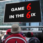 Game 6. In the #6ix. #WeTheNorth #Raptors https://t.co/h5D9SIYxXO