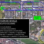 Domingo 29/Mayo Cortes de tráfico. Zona Cartuja 20º Triatlon de #Sevilla ???????? https://t.co/5YW8Wjsbp8 #PolicíaSevilla https://t.co/TIn4RxPg9k