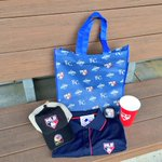 The first 20k fans will get a @MLBNetwork reusable bag on Sunday. RT for a chance to win this bag filled w/ goodies! https://t.co/MvQrhtZ9ho