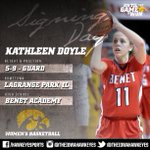 Its official, @KDoyle_11 is a #Hawkeye!!  Were excited to welcome Miss Illinois Basketball to the program. #UNTIL https://t.co/aaLZZT2zbJ