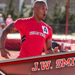 With the heat victory, JW Smith auto-qualifies for the NCAA Championships in the 400-meter hurdles! #WreckEm https://t.co/bCQy1Tqa0e