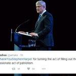 Tories Stephen Harper hashtag backfires on Twitter #cdnpoli https://t.co/QO5hvd7v8I https://t.co/pOWX9StLn3