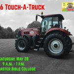 2016 Touch-A-Truck is tomorrow! Trucks, tractors & more! 9am - 1pm, $10/child, $20/family cap. @LancasterOnline https://t.co/nxALoSneCq