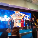 Davitt Walsh is named the overall Spirit of Northern Ireland Award winner 2016. #spiritofNI https://t.co/c2JAvLiNDU