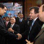 """Presidente @NicolasMaduro: """"#Petrocaribe es un milagro y hay que cuidarlo"""" https://t.co/VOC7Wj7L19"""