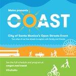 #SantaMonica 1st #OpenStreets next weekend Sun June 5 #Coast #ExpoLine https://t.co/odJWyUDClx https://t.co/zrUB0clNUG