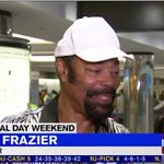 "Walt Frazier 2-time NBA Champion 7-time All-Star Basketball HoF inductee Knicks legend ""Traveler"" ???? (via @ABC7NY) https://t.co/7M0oiOYDiy"