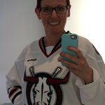 HUGE #thankyou to @reaction for tix @MCMemorialCup semi-final 2nite! @Rebelshockey Thx @sandmanspicer 4 jersey!! https://t.co/WqSl4BvLBF