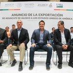 En este día tan especial para el campo de #Jalisco damos la bienvenida al Secretario de SAGARPA, @PPCalzada. https://t.co/i3gwqdwJEA