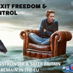 The reality of #Brexit freedom & control is not what you think it will be. #euref #strongerin https://t.co/Rik8rF8401