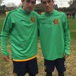 Ijiel Protti y Félix Banega. Los goleadores de #Reserva en el 2-1 ante Vélez. ¡Felicitaciones! https://t.co/QnrZG8a8JL
