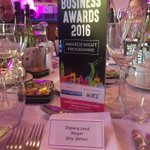 Does that mean I can bring the chain with me to @ChinawhiteNI ... ???????? #belfastbusinessawards https://t.co/kPHRfQMTuo