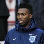 Daniel Sturridges face when he saw Marcus Rashford score 135 seconds into his England debut. https://t.co/JkVstmNFUp