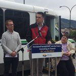 Pleased to add 2,000 hrs handyDART service in #Kamloops for seniors & those w/disabilities @TerryLakeMLA @BCTransit https://t.co/pK67sceq09