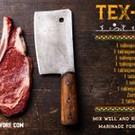 Try the #halalnivore TEX-MEX style steak & meat rub this #bankholiday! Sign up at https://t.co/tHyITisEDa https://t.co/OUhpGYHCGY