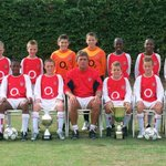 Look at a little @JackWilshere. Arsenal Academy Under 12s from 2003. #midfielder #BabyJack #afc #arsenal https://t.co/1gXJmhhtrB