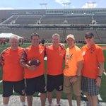 @Princeton Reunions Alumni football game. @PUTIGERS @PUTigerFootball @81Reigns https://t.co/jqeiygoRLQ