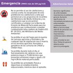 Condición del aire para Chillán y Chillán Viejo Viernes, 27 de Mayo de 2016 : EMERGENCIA https://t.co/czlHWUuACT