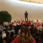 En la #CDMX apoyando a candidatos cenecistas rumbo al #Constituyente @LolbePeraza #TodosUnEquipo @CNC_CEN https://t.co/UzKUzi4Xt2