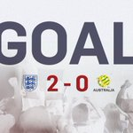 GOOOOOOOOOOOAL! @WayneRooney makes it two! #threelions #TogetherForEngland https://t.co/RPWH4SmC5L