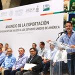 El aguacate es símbolo de trabajo, de mexicanidad y de esfuerzo. El aguacate mexicano es el mejor del mundo. https://t.co/7to7ZMeEIq